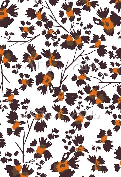 Floral animal print design by ・・・