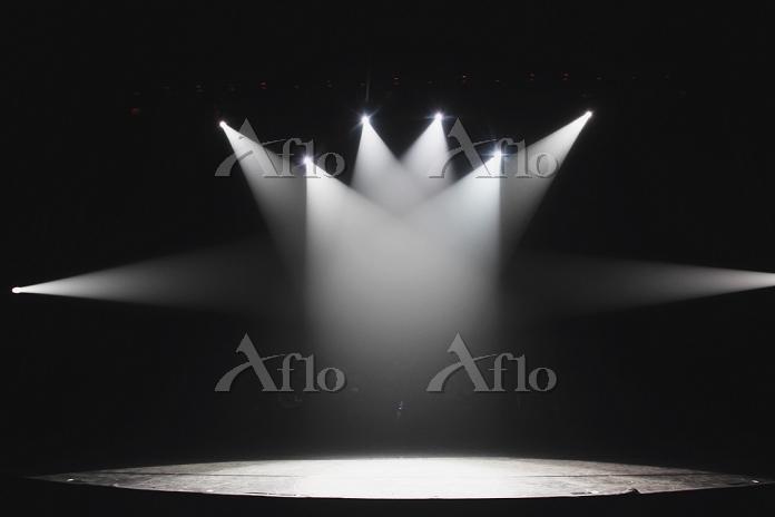 ステージと照明