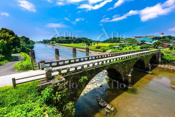 鹿児島県 日置市 浜田橋