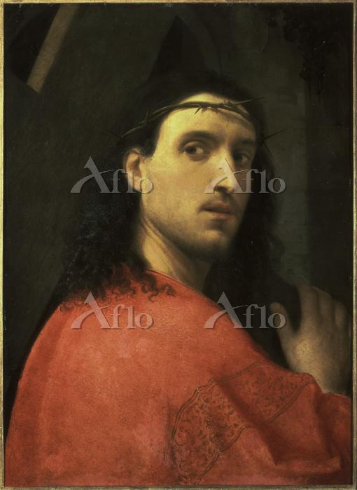 "Venetian, c. 1515.  ""Christ Ca・・・"