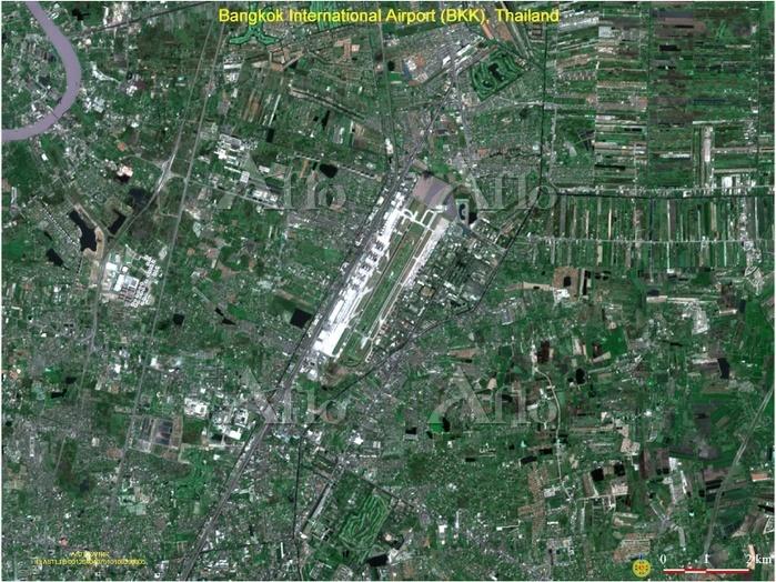 タイ王国 バンコク サムットプラーカーン県バーンプリー郡 ス・・・
