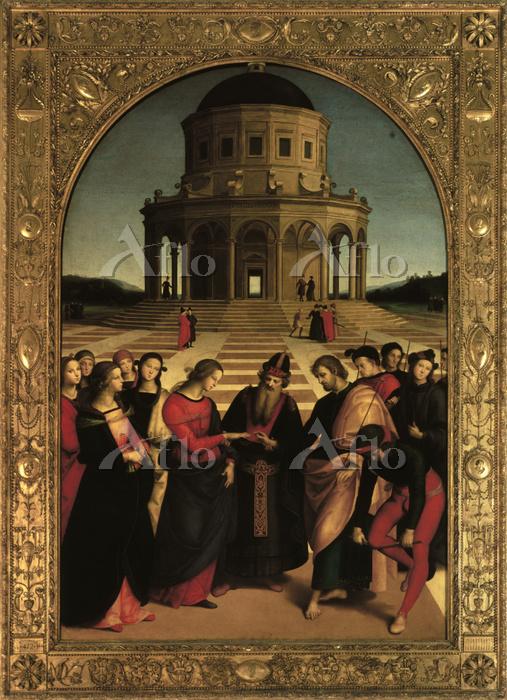 ラファエロ「聖母の結婚」