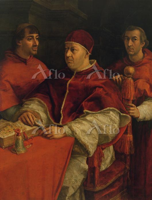 ラファエロ 「レオ10世の肖像」