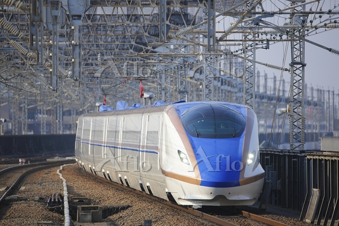 埼玉県 北陸新幹線E7系