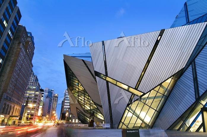 カナダ ロイヤル・オンタリオ博物館