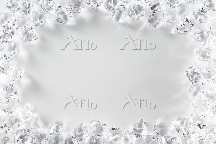 氷のフレーム