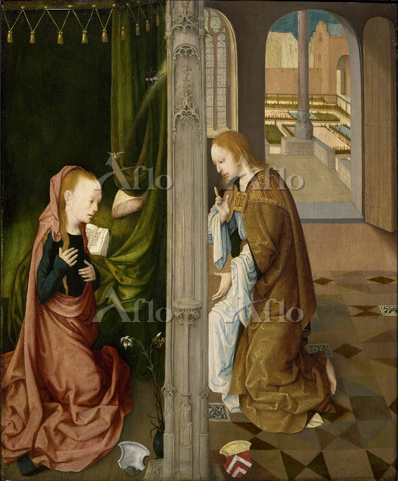The Annunciation, ca. 1470-148・・・