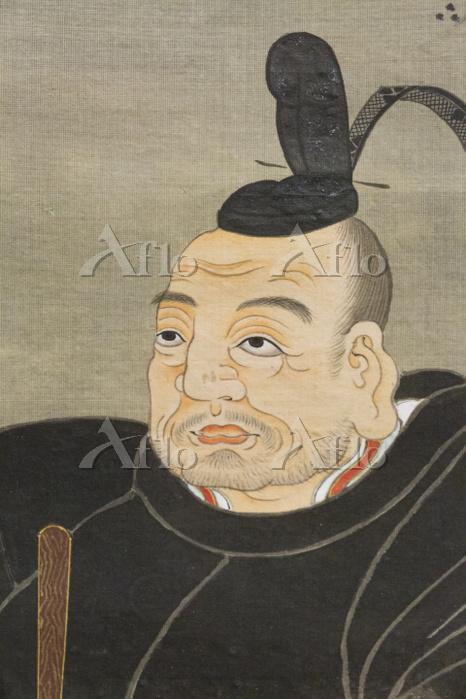 徳川家康 肖像画