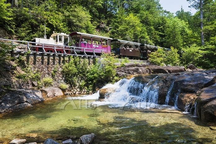 長野県 赤沢森林鉄道