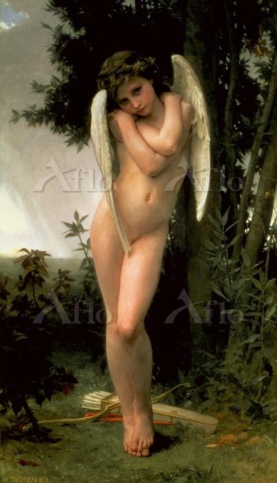 ウィリアム・アドルフ・ブグロー 「Cupidon」
