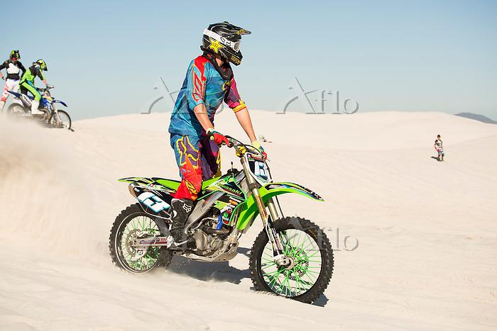 Motor Cross Extreme sport