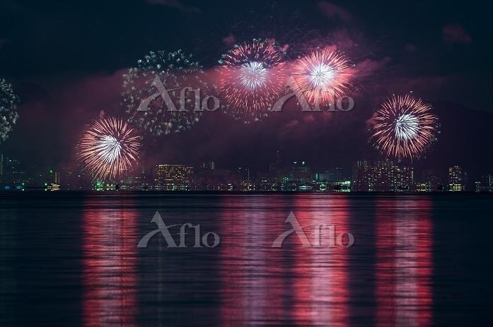 滋賀県 2013びわ湖大花火大会