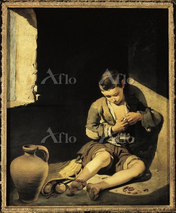 ムリーリョ 「乞食の少年」