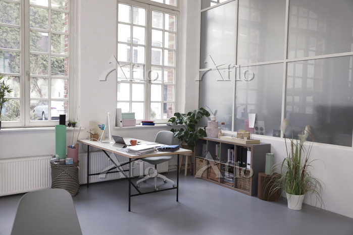 Interior of a business loft of・・・
