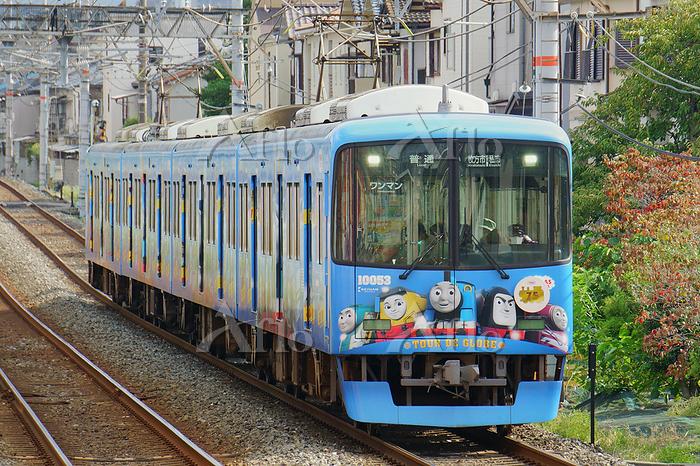 大阪府 京阪電車きかんしゃトーマス号 2020