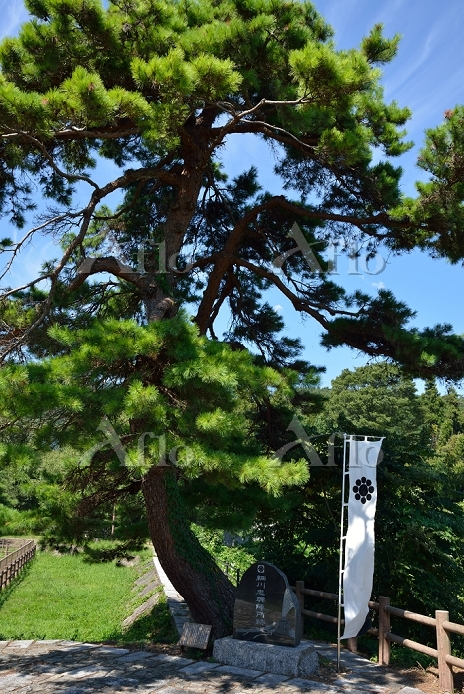 岐阜県 関ヶ原の古戦場