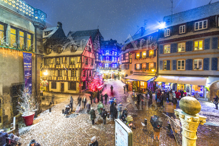 フランス グラン・テスト クリスマスマーケット