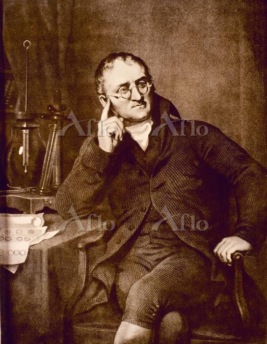 ドルトンの肖像