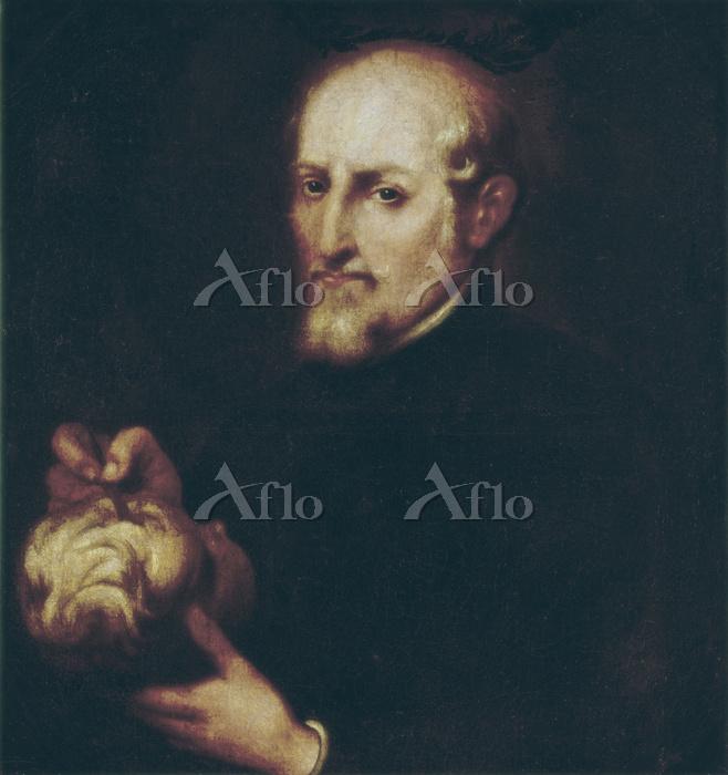 アロンソ・カノ 「自画像」