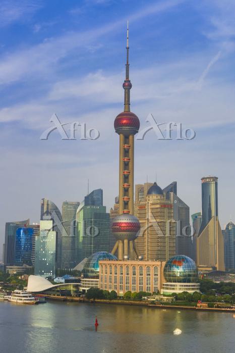 China, Shanghai City, Pudong D・・・