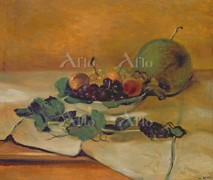 アンドレ・ドラン 「メロンと果物」