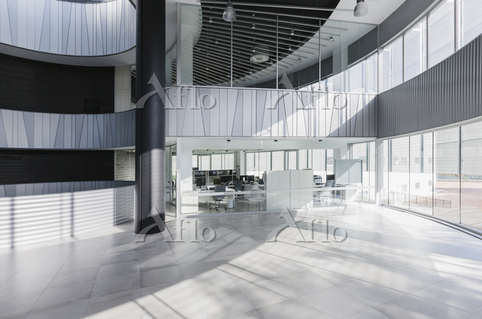 Modern architectural office lo・・・