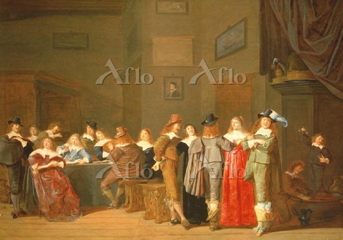 Artist: Hals, Dirck (1591-1656・・・