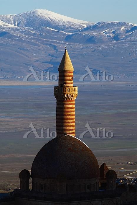 Ishak Pasha palace, kurdish pa・・・