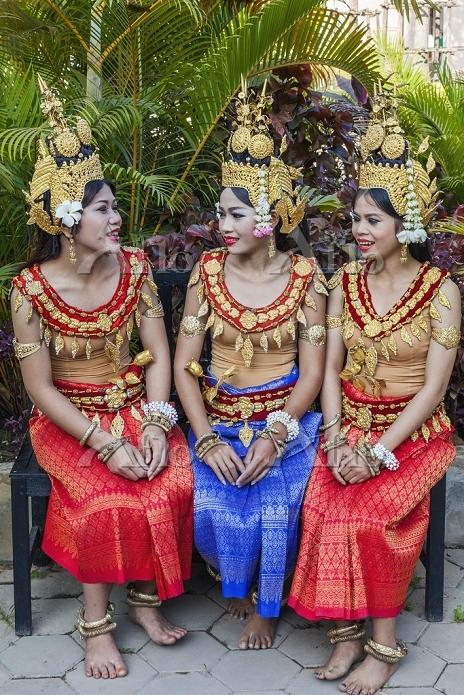 カンボジア アプサラダンス