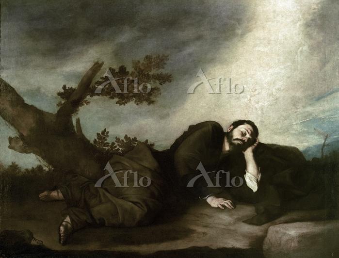 ホセ・デ・リベラ 「ヤコブの梯子」