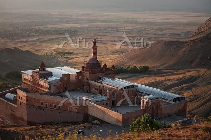 トルコ 東アナトリア イサクパシャ宮殿