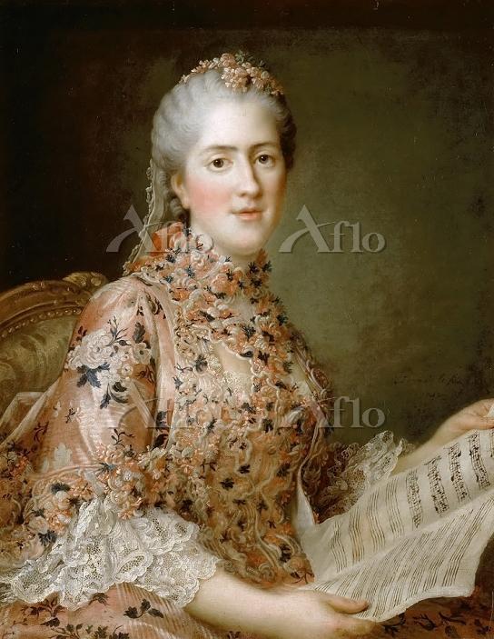 ソフィー・ド・フランスの肖像