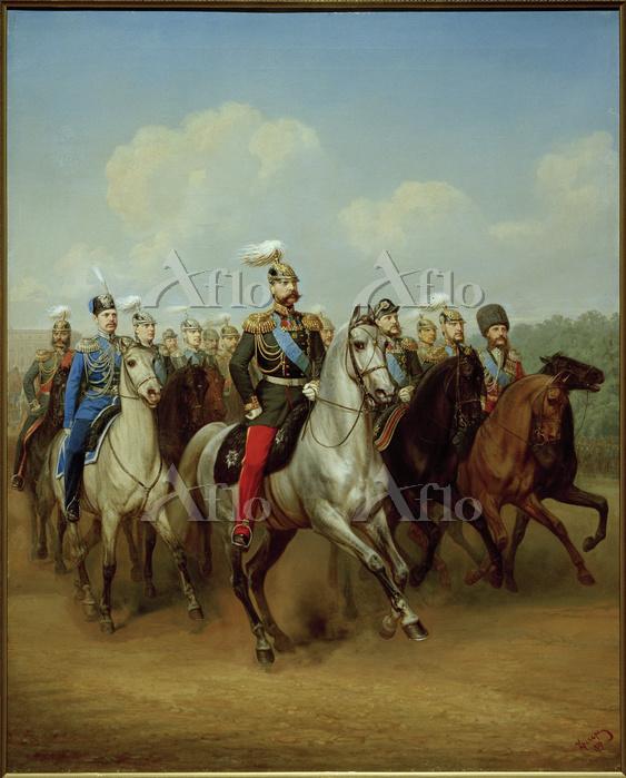 Alexander II, 1818 - 1881, Emp・・・