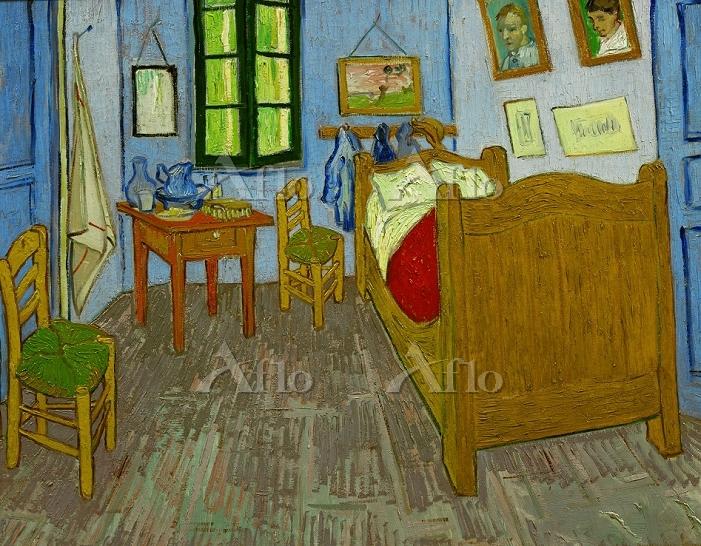 ゴッホ 「アルルの寝室」