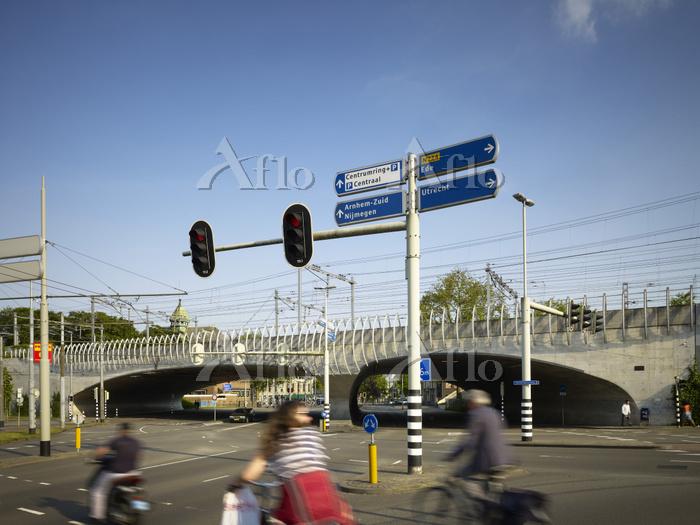 オランダ アーネム中央駅