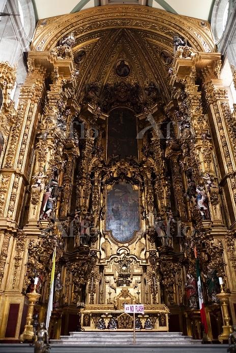 メキシコ メトロポリタン・カテドラル