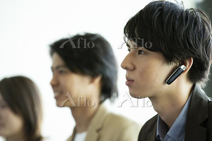 日本人ビジネスマン