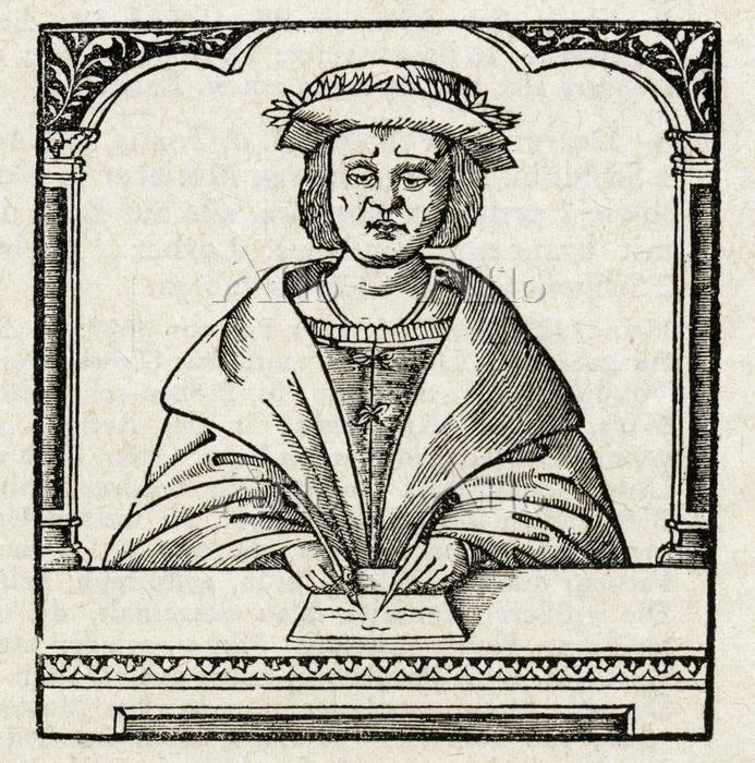 Grapaldus, Franciscus Marius; ・・・