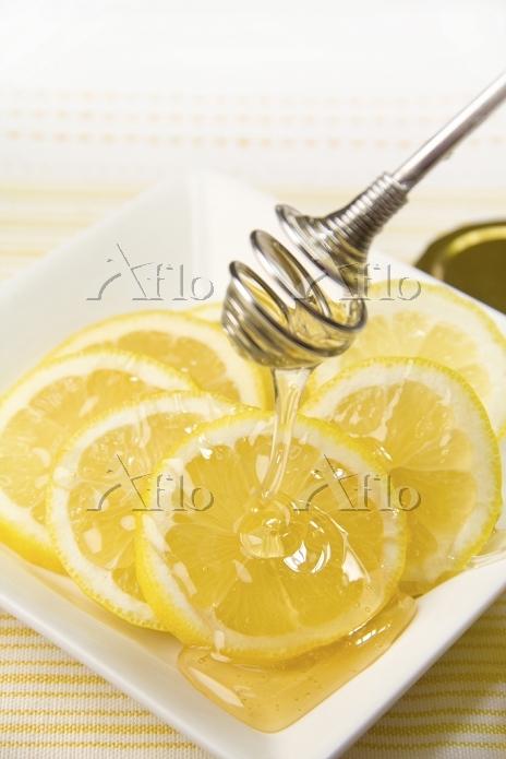 はちみつとレモン