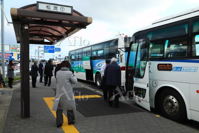 徳島県 松茂町 徳島とくとくターミナル