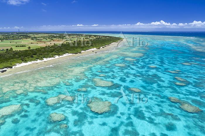 多良間島の海