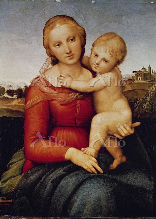 ラファエロ 「カウパーの小聖母」