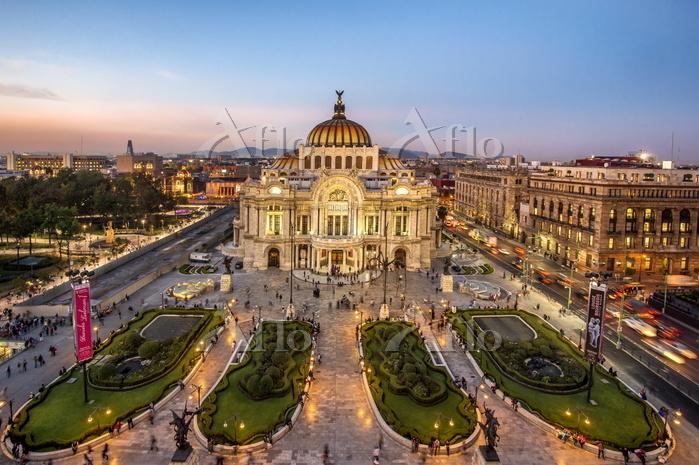 メキシコ メキシコシティ ベジャス・アルテス宮殿