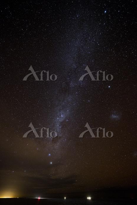ボリビア ウユニ ウユニ塩湖 星空