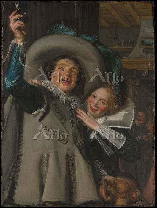 Hals, Frans 1582-1666.  Young ・・・