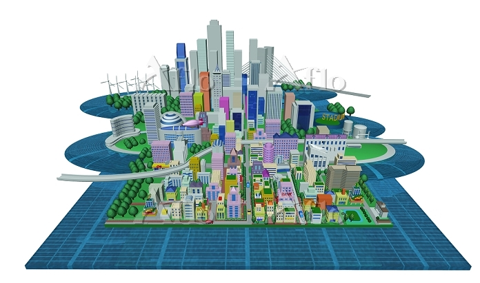 太陽光発電の街