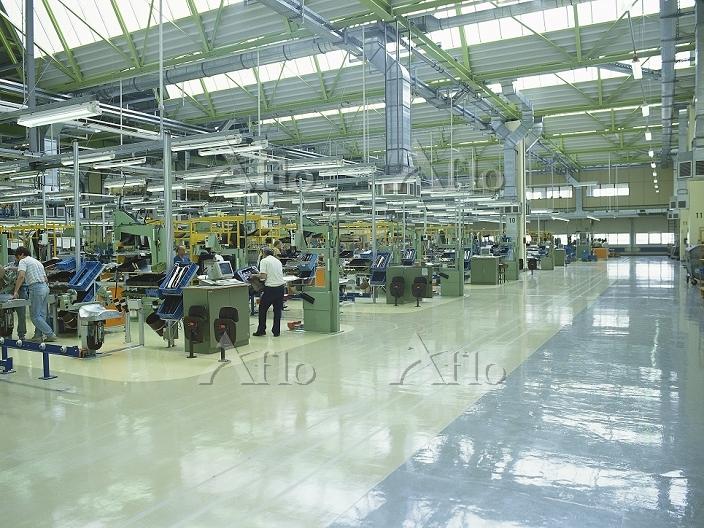 工場 ドイツ 自動車産業