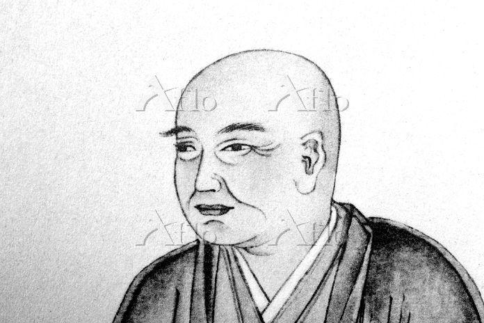 細川 幽斎の肖像