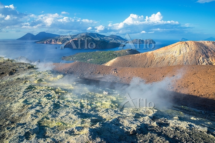 Gran Cratere (The Large Crater・・・