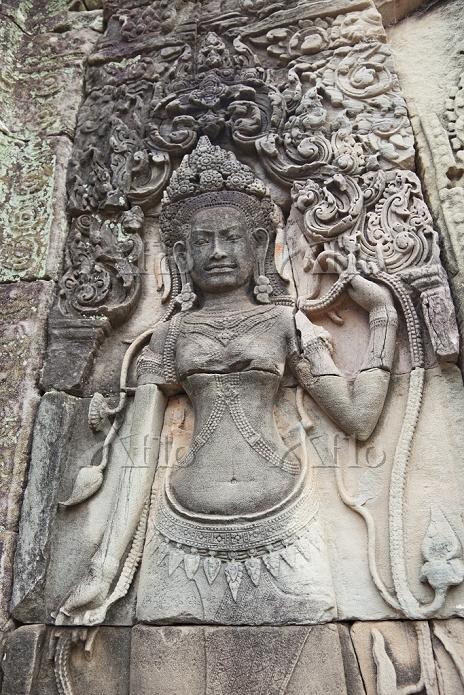 Cambodia,Siem Reap,Angkor Thom・・・